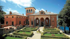villa il lago a Castel Gandolfo